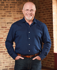 Book Dave Ramsey for your next corporate event, function, or private party.