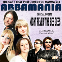Book Abbamania and Night Fever for your next corporate event, function, or private party.