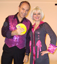 Book Stoil and Ekaterina for your next corporate event, function, or private party.