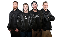 Book I Prevail for your next corporate event, function, or private party.