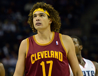 Book Anderson Varejao for your next corporate event, function, or private party.