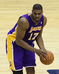 Book Andrew Bynum for your next corporate event, function, or private party.