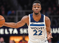 Book Andrew Wiggins for your next corporate event, function, or private party.