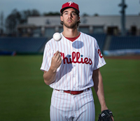Book Aaron Nola for your next corporate event, function, or private party.