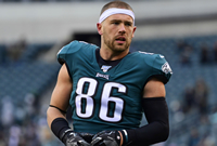 Book Zach Ertz for your next corporate event, function, or private party.