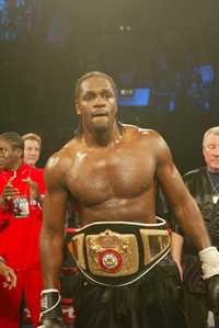 Book Audley Harrison for your next corporate event, function, or private party.