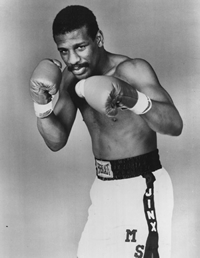 Book Michael Spinks for your next corporate event, function, or private party.