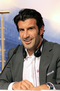 Book Luis Figo for your next corporate event, function, or private party.