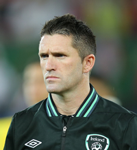 Book Robbie Keane for your next corporate event, function, or private party.