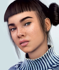 Book Lil Miquela for your next corporate event, function, or private party.