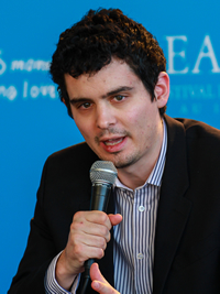 Book Damien Chazelle for your next corporate event, function, or private party.