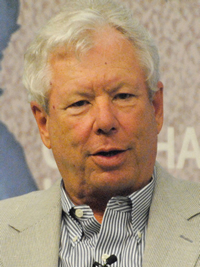Book Richard Thaler for your next corporate event, function, or private party.