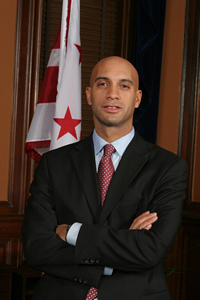 Book Adrian Fenty for your next corporate event, function, or private party.