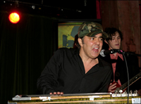 Book Daniel Lanois for your next corporate event, function, or private party.