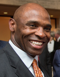 Book Charlie Strong for your next corporate event, function, or private party.