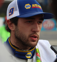 Book Chase Elliott for your next corporate event, function, or private party.