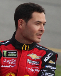 Book Kyle Larson for your next corporate event, function, or private party.
