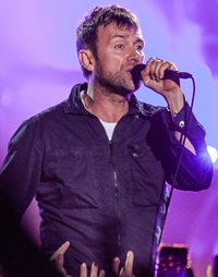 Book Damon Albarn for your next corporate event, function, or private party.