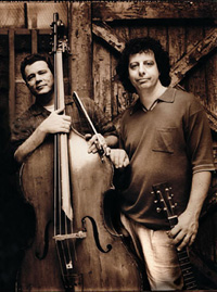 Book Mike Marshall & Edgar Meyer for your next corporate event, function, or private party.