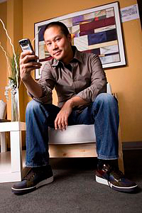 Hire Tony Hsieh as