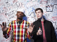 Book Chiddy Bang for your next corporate event, function, or private party.