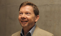 Book Eckhart Tolle for your next corporate event, function, or private party.