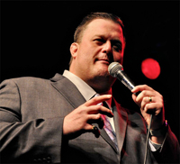 Book Billy Gardell for your next corporate event, function, or private party.