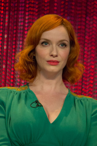Book Christina Hendricks for your next corporate event, function, or private party.