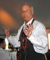 Book Eddie Osterland for your next corporate event, function, or private party.