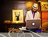 Book DJ THC ELECTRA for your next corporate event, function, or private party.