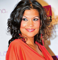 Book Aida Rodriguez for your next corporate event, function, or private party.