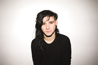 Book Skrillex for your next corporate event, function, or private party.