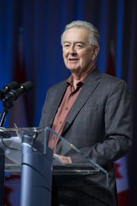 Book The Hon. Preston Manning for your next corporate event, function, or private party.