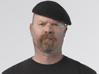Book Jamie Hyneman for your next corporate event, function, or private party.