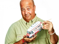 Book Andrew Zimmern for your next corporate event, function, or private party.
