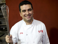 Book Buddy Valastro for your next corporate event, function, or private party.