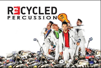 Book Recycled Percussion for your next corporate event, function, or private party.