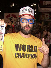 Book Judah Friedlander for your next corporate event, function, or private party.
