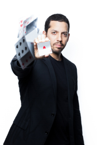 Hire David Blaine as