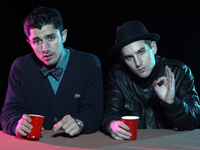 Book The Cataracs for your next corporate event, function, or private party.
