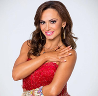 Book Karina Smirnoff for your next corporate event, function, or private party.