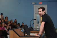Book Doug Ellin for your next corporate event, function, or private party.