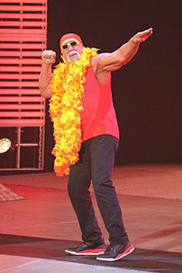 Book Hulk Hogan for your next corporate event, function, or private party.