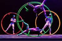 Book Cirque Ziva for your next corporate event, function, or private party.