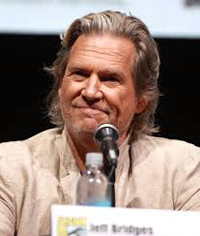 Book Jeff Bridges for your next corporate event, function, or private party.