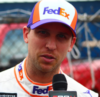 Book Denny Hamlin for your next corporate event, function, or private party.