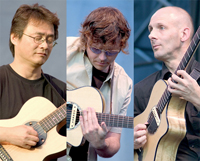 Book California Guitar Trio for your next corporate event, function, or private party.