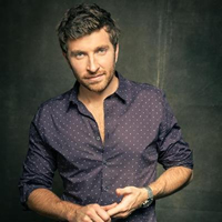 Book Brett Eldredge for your next corporate event, function, or private party.