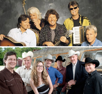 Book Dirt In The Wheel (Asleep At The Wheel & Nitty Gritty Dirt Band) for your next corporate event, function, or private party.