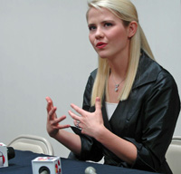 Book Elizabeth Smart for your next corporate event, function, or private party.